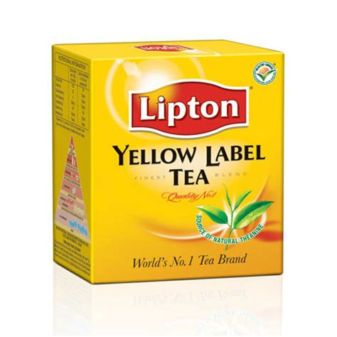 Teh Lipton Yellow lipton yellow label tea at rs 175 200gm lipton yellow