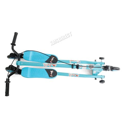 wheel swing foxhunter 3 wheel swing tri slider motion winged push