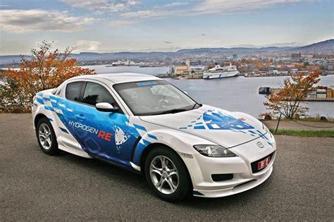 Auto Versicherung Rx8 by Norweger Testen Wasserstoff Wankelmotor Magazin Auto De