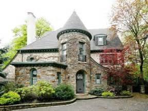 stately normandy style home elli davis