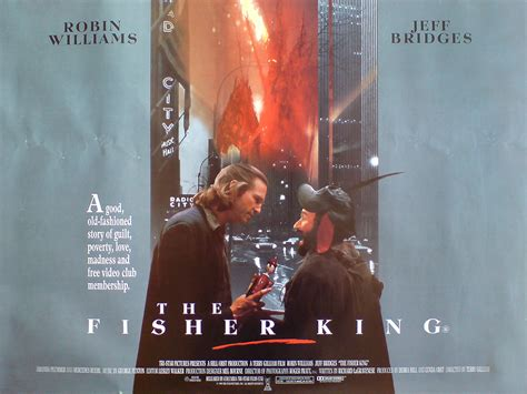 the fisher king episode 90 retro review the fisher king 1991