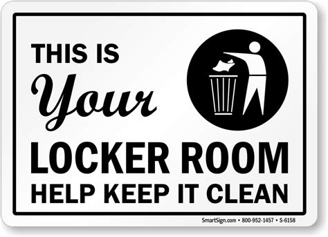 signs for rooms locker room signs and locker room signs