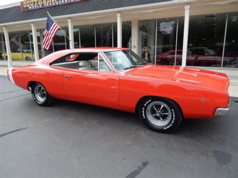dodge charger hemi orange   pack  restoration  sale  technical