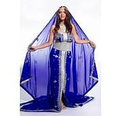 Caftan Bleu 2016  Takchita Marocain A La Mode
