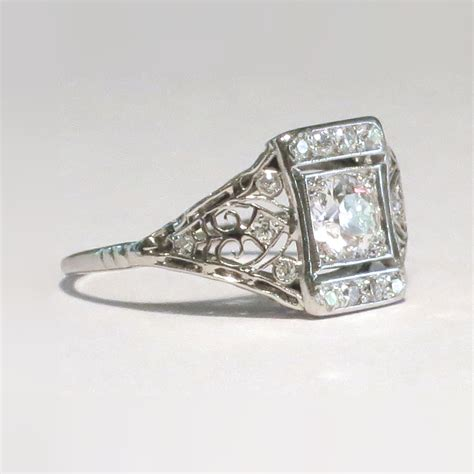 Edwardian Engagement Rings by Edwardian Engagement Ring Images