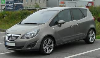 Opel Mariva 2010 Opel Meriva 1 4 Related Infomation Specifications