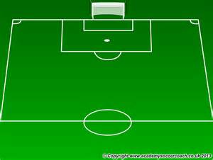 soccer pitch template football line diagram football free engine image for