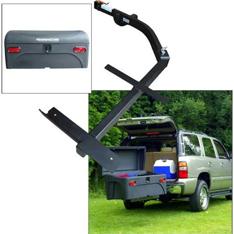 swing away cargo carrier ironwood pacific stowaway 2 cargo carrier swingaway