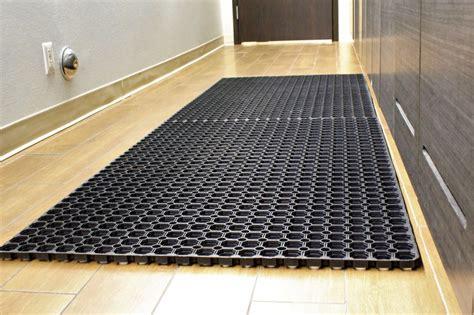 Anti Fatigue  Slip Drainage Indoor Outdoor Rubber Floor