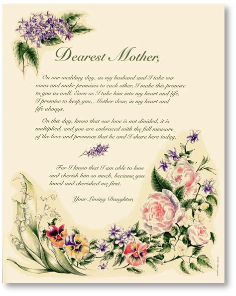 Poetry For Mother From Daughter