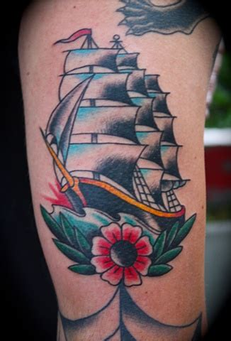 mike lussier art freek tattoo clippership