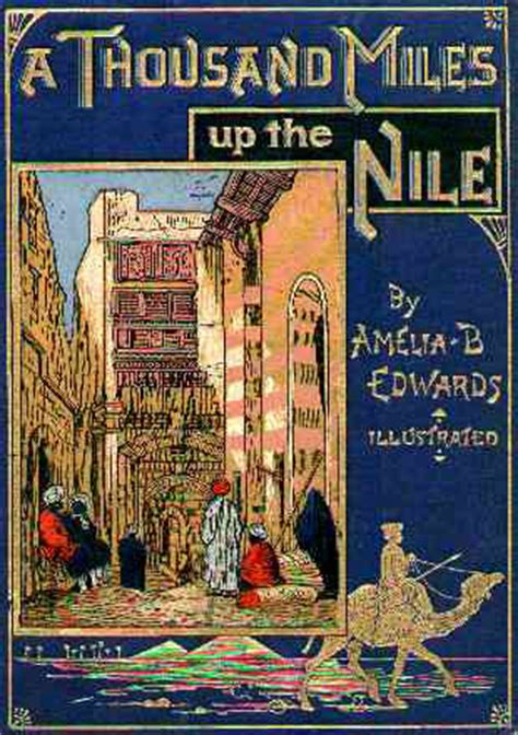 a thousand up the nile vol 1 of 2 classic reprint books amelia