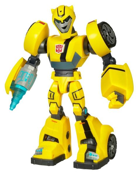 official images of transformers animated power bots class