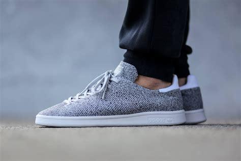 Adidas Stan Smith Primeknit adidas originals stan smith primeknit nm quot light solid grey