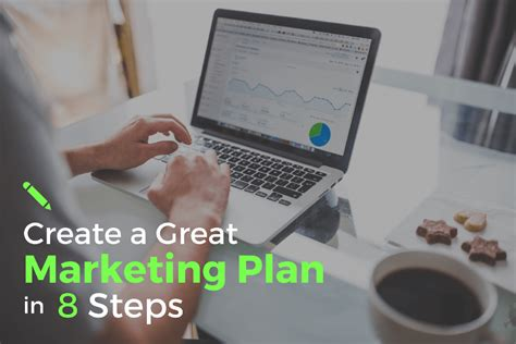 how to create a marketing plan 8 steps overview 8 steps to create a great marketing plan for your event