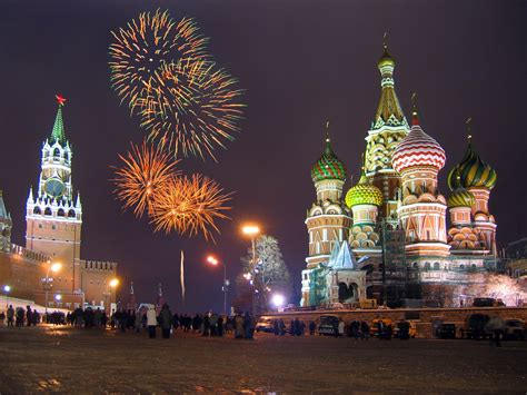 winter festivities in russia s red square the inside track