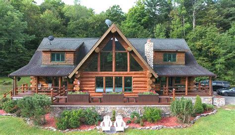 bona fide log cabin   acres   catskills asks  sqft