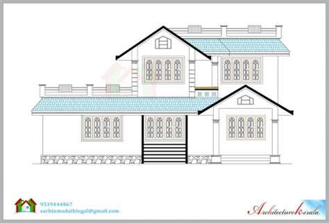 best kerala house plans its elevation house plan and elevation drawings house floor plans