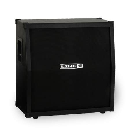 Line 6 Cabinet 4x12 by Line 6 Spider 4x12 Cabinet