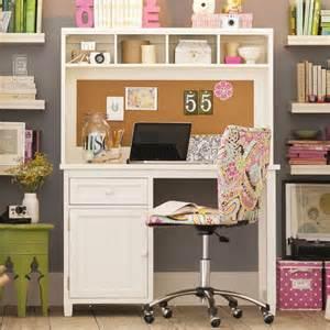 Pottery Barn Desks White Pb Teen Vanity Interiors Pinterest