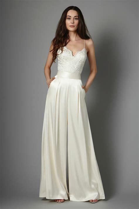 Hochzeit Overall jumpsuit zur hochzeit tragen der elegante einteiler als