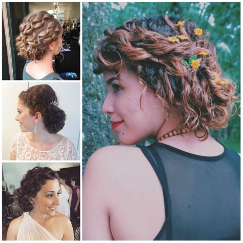 Curly Hairstyles For 2017 For by Updo Hairstyles Haircuts Hairstyles 2017 And Hair