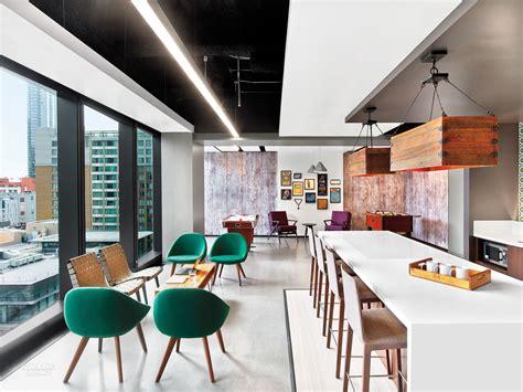 At Linkedin San Francisco Office By Interior Architects