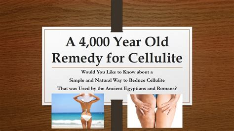 Detox Wrap Benefits by Cellulite Treatment The Benefits Of An All