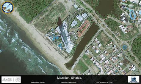imagenes satelitales conabio imagen satelital de mazatl 225 n sin
