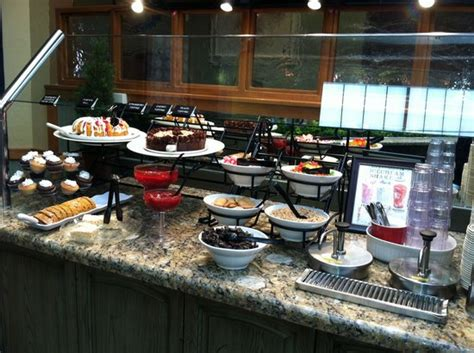 some of the dessert bar picture of chuck a rama buffet