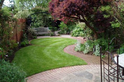 small gardens small garden design guildford surrey