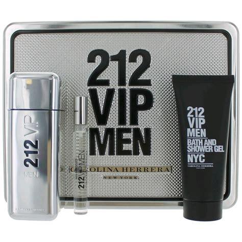 212 Vip Gift Set 212 vip cologne by carolina herrera 3 gift set for new