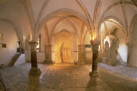 last supper room jerusalem the biblical world where was the last supper eaten