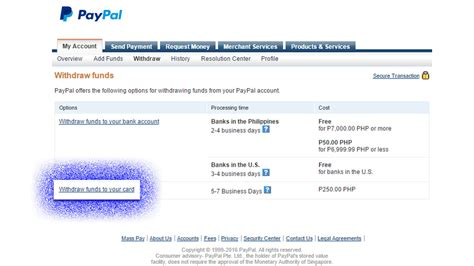 Visa Gift Card Transfer To Paypal - how to withdraw to paymaya from paypal coder in the box