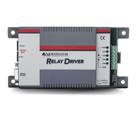 Home Design Resources Generator relay driver 187 morningstar corporation