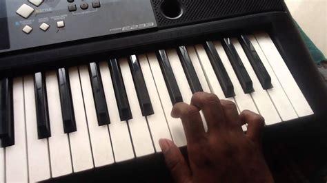 keyboard tutorial basic interstellar haunting theme basic piano tutorial youtube