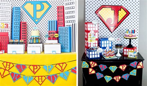 printable birthday theme ideas boy birthday parties round up of boy party ideas by