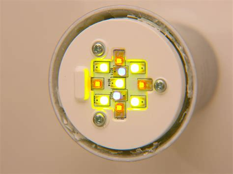 Compared To Yellow Light Orange Light Has by Taking A Closer Look At Color Changing Leds Cnet