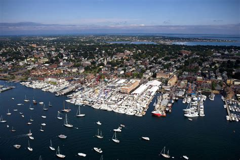newport charter boat show newport international boat show to celebrate 40th