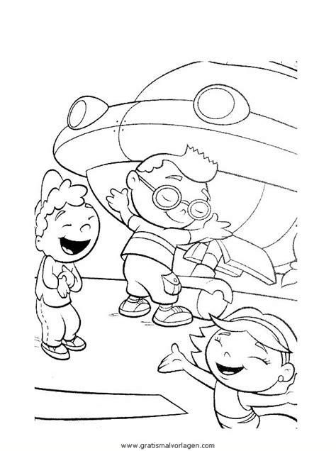 little einstein para colorear az dibujos para colorear little einstein 07 gratis malvorlage in comic