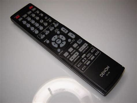denon rc  avr   channel home theater receiver