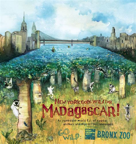 Bronx Zoo   Madagascar   milkshakeboys
