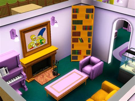 Rumpus Room Simpsons by Mod The Sims The Simpsons Home