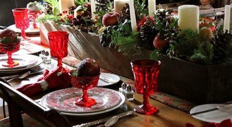 como decorar una mesa en navidad sencilla 5 ideas para decorar la mesa en navidad