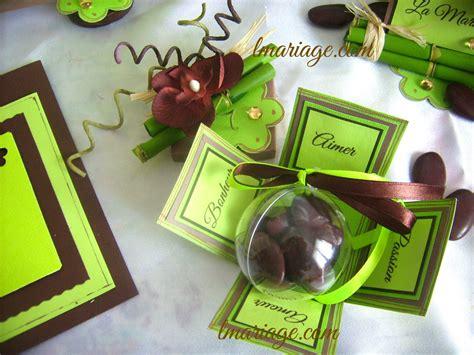 Contenant Dragées Fait Maison by Boite 224 Drag 233 Es Chocolat Et Anis Th 232 Me Bambou Et