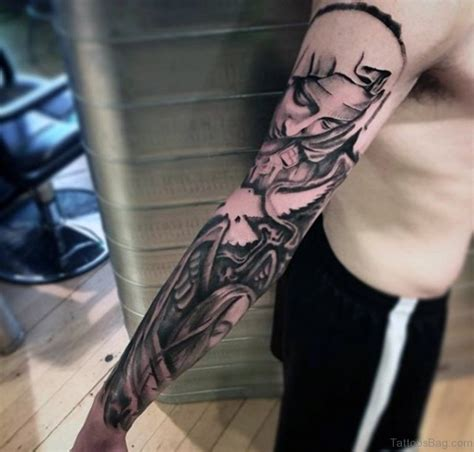 angel tattoo designs for men sleeves 100 best sleeve tattoos for