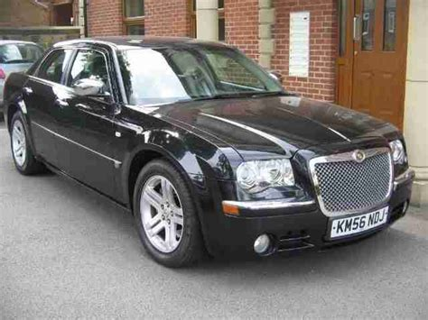 2006 Chrysler 300c 6 0 chrysler 2006 300c 3 0 v6 crd diesel auto car car for sale