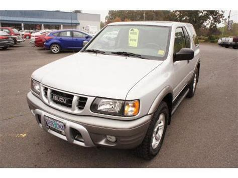 2002 Isuzu Rodeo 2 Door by 2002 Isuzu Rodeo Sport Cars For Sale