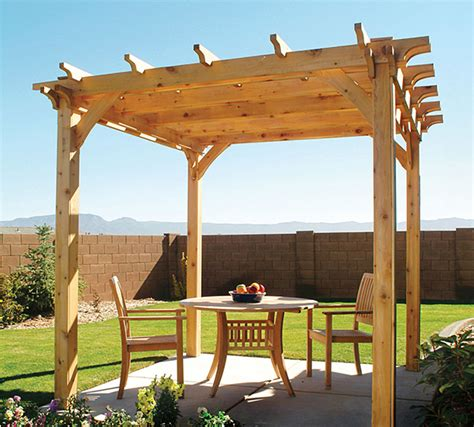 Pergola Plans 20 Diy Ideas To Add Shaded Sitting Area Small Pergola Plans