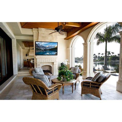 veranda landscape 65 quot veranda outdoor tv shade 2160p 4k ultra hd